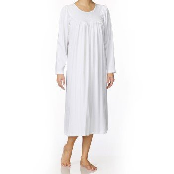 Calida Soft Cotton Nightshirt 33000 White
