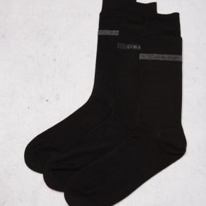 Calvin Klein 3-pack 00 Black