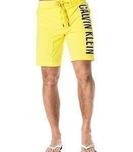 Calvin Klein Boardshort Blazing Yellow/Black