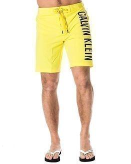 Calvin Klein Boardshort Blazing Yellow/Black