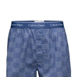 Calvin Klein Boxer Wvn Trad Fit 2 bokserit