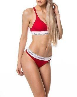 Calvin Klein Bralette Lift Evocative Red