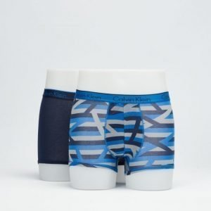 Calvin Klein CK One 2-pack Trunk KVV Blue