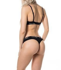 Calvin Klein Ck One Micro Thong Black