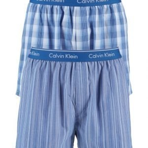 Calvin Klein Classic Fit Bokserit 2-Pack