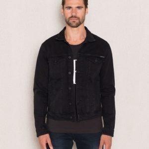 Calvin Klein Classic Jacket 912 Rich Black