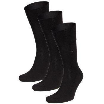 Calvin Klein Comfort Cuff Socks 3 pakkaus