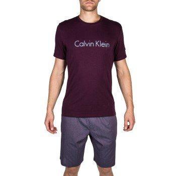 Calvin Klein Core PJ Short w. SS Crew