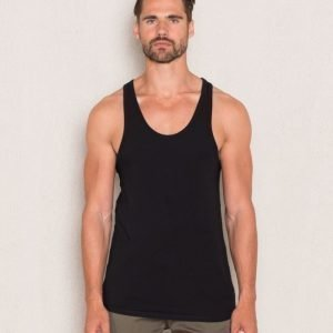Calvin Klein Cotton Tank Top 2P Black