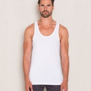 Calvin Klein Cotton Tank Top 2P White