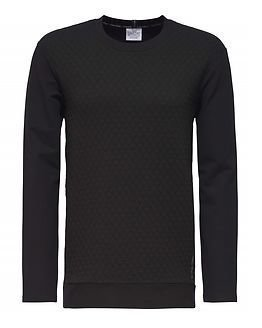 Calvin Klein Crew Neck Pullover Black