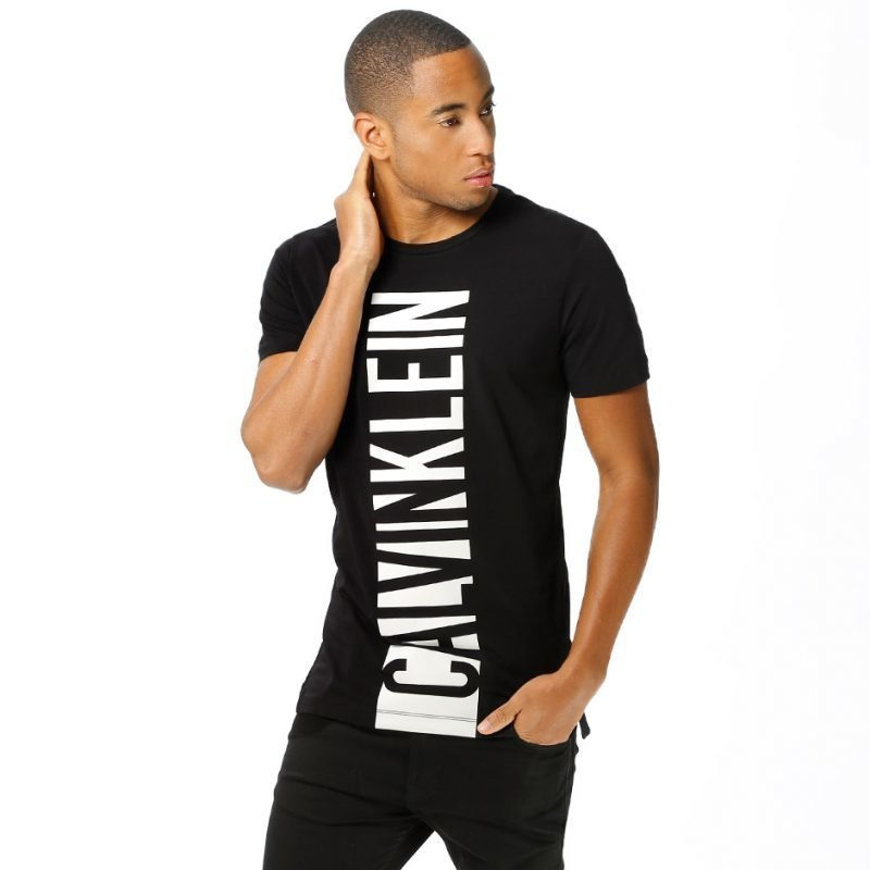 Calvin Klein Crew Neck Tee MW -t-paita