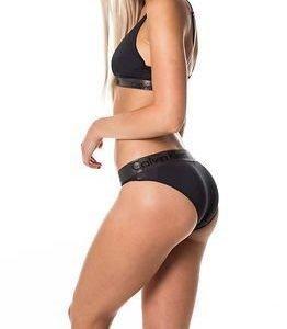 Calvin Klein Dual Tone Bikini Black