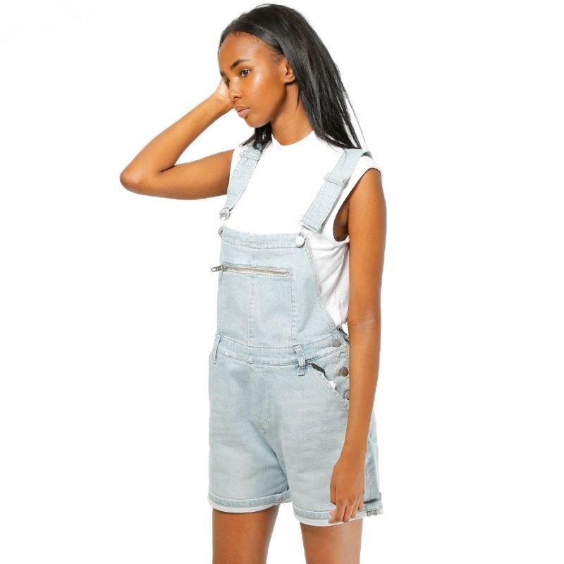 Calvin Klein Dungaree Shorts -henkselihousut