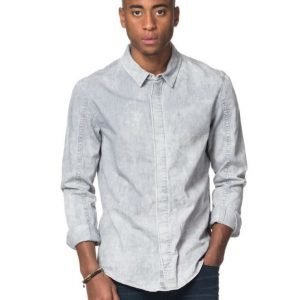 Calvin Klein Horizon Shirt 081 Smoke And Ashes