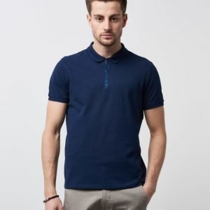 Calvin Klein Jasin Pique Midnight Navy