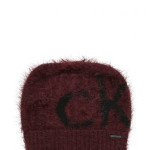 Calvin Klein Jeans Amina Logo Beanie 0