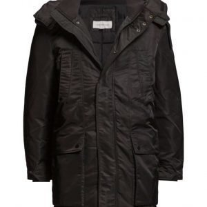 Calvin Klein Jeans Artus Hd Down Long Coat parkatakki