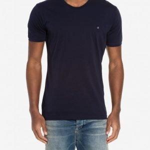 Calvin Klein Jeans Bron Noos Cn Tee Ss T-paita Night Sky