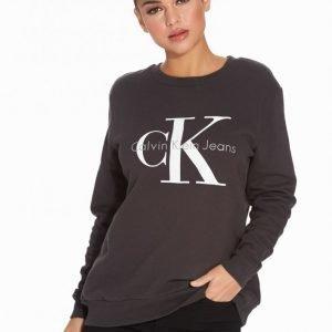 Calvin Klein Jeans Crew Neck Hwk Svetari Meteor