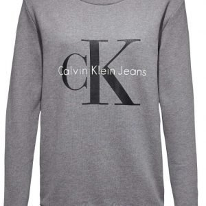 Calvin Klein Jeans Crew Neck True Icon Naisten Collegepusero