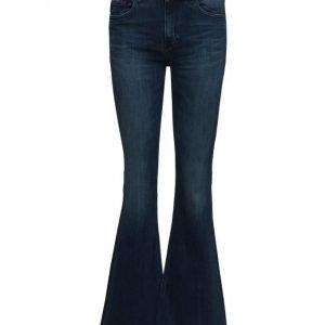 Calvin Klein Jeans Flare Blue Heaven leveälahkeiset farkut