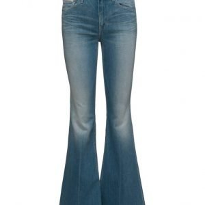 Calvin Klein Jeans Flare Seblst leveälahkeiset farkut
