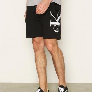 Calvin Klein Jeans Haro 4 True Icon Sweat Short Shortsit Black