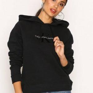 Calvin Klein Jeans Honor Pullover Hoody Hwk Huppari Black