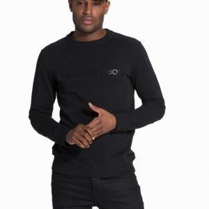 Calvin Klein Jeans Jeroen 2 CN Hknit L/S Pusero Black
