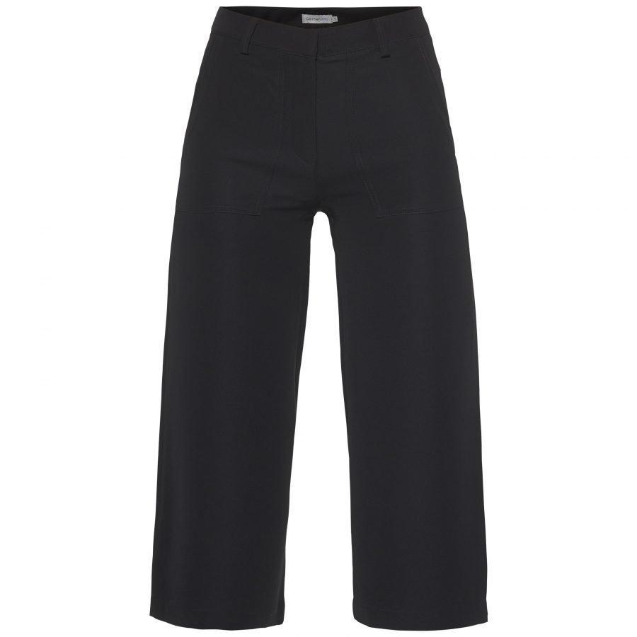 Calvin Klein Jeans Kakis Culotte Housut