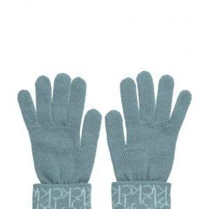 Calvin Klein Jeans Logo Gloves 001 S-M hanskat