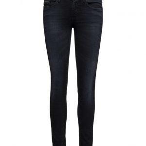 Calvin Klein Jeans Mid Rise Super Skinn skinny farkut
