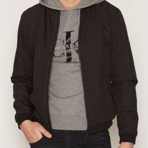 Calvin Klein Jeans Ondo 1 Essential Bomber Takki Black