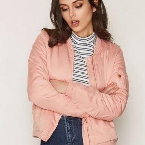Calvin Klein Jeans Orla Sateen Bomber Takki Mellow Rose