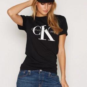 Calvin Klein Jeans Shrunken Tee T-Paita Meteor