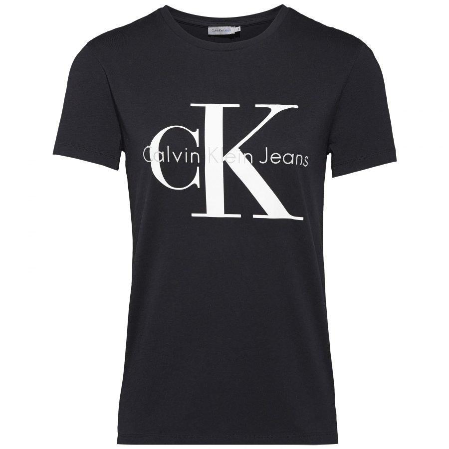Calvin Klein Jeans Shrunken Tee True Icon Naisten T-Paita