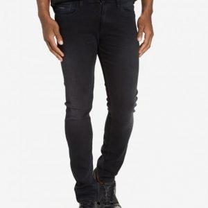 Calvin Klein Jeans Skinny Black Thunder Farkut Black