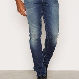 Calvin Klein Jeans Skinny Chalk Board Farkut Chalk