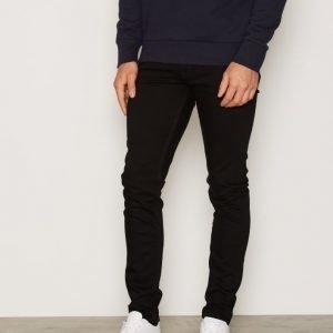 Calvin Klein Jeans Skinny Jeans Farkut Black