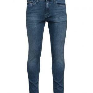 Calvin Klein Jeans Skinny True Mid Bl skinny farkut