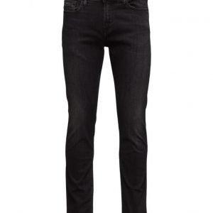 Calvin Klein Jeans Slim Straight Elas slim farkut
