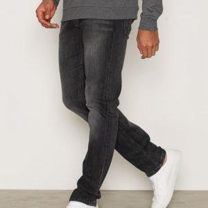 Calvin Klein Jeans Slim Straight Farkut Black