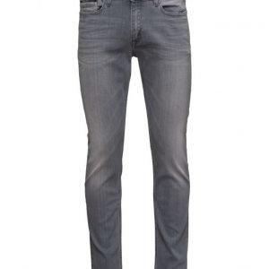 Calvin Klein Jeans Slim Straight Onyx slim farkut