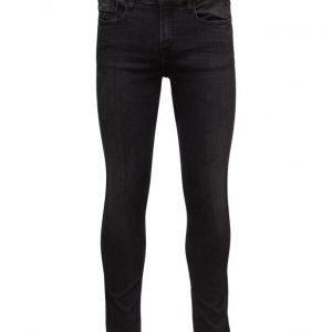 Calvin Klein Jeans Super Skinny Elastic Black skinny farkut