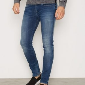 Calvin Klein Jeans Super Skinny Elastic Mid Farkut Medium