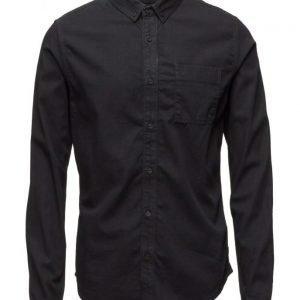 Calvin Klein Jeans Wavy 2 Bd Indigo Shirt Ls