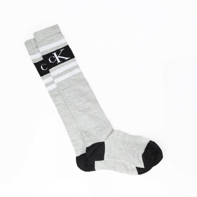 Calvin Klein Kaitlyn Sporty Logo Knee -sukat