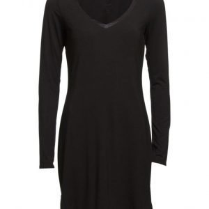 Calvin Klein L/S Nightdress W/ Shelf yöpaita