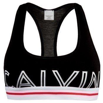 Calvin Klein Modern Cotton Exposed Logo Bralette
